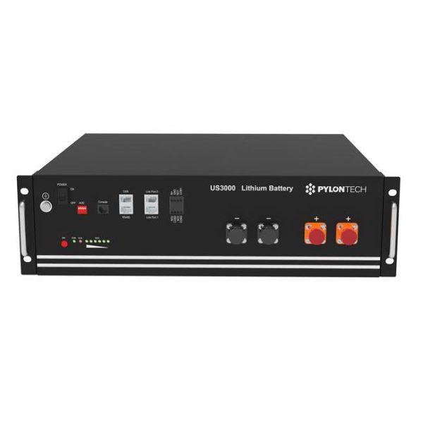 Pylontech – US3000 3.5kWh LiFePO4 Solar Battery