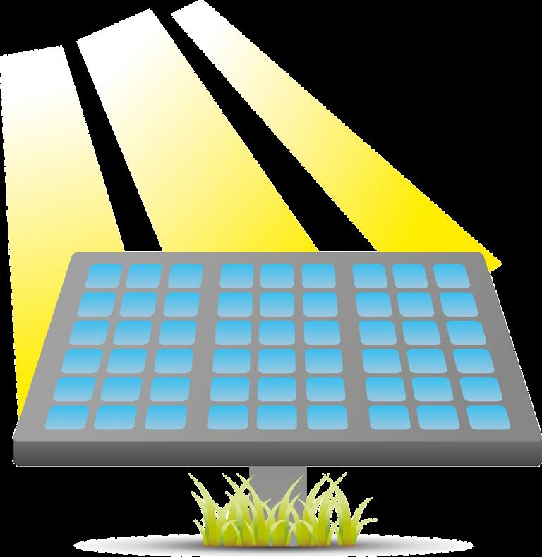 solar cells, sun, solar
